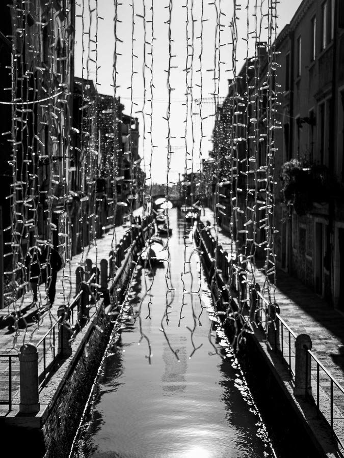 #18 The streets of Venice