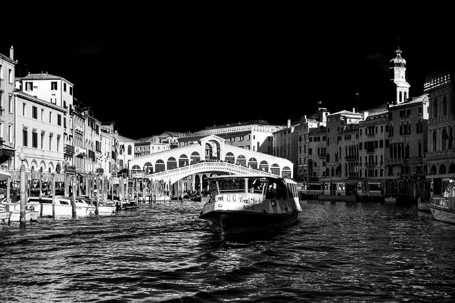 #21 The streets of Venice