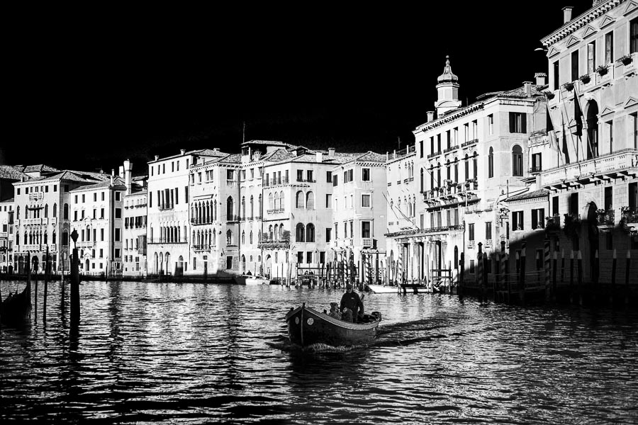 #22 The streets of Venice