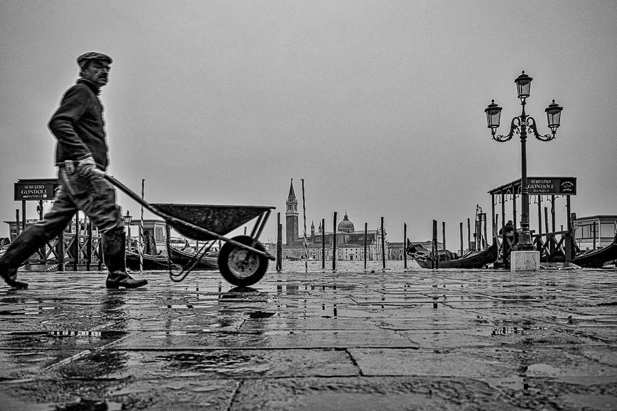 #27 The streets of Venice