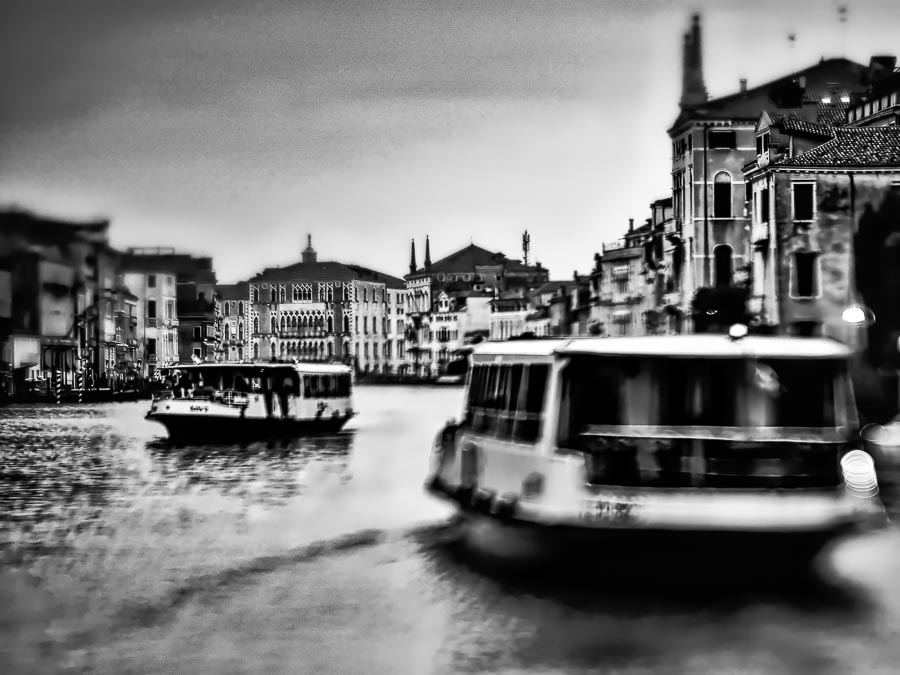 #31 The streets of Venice