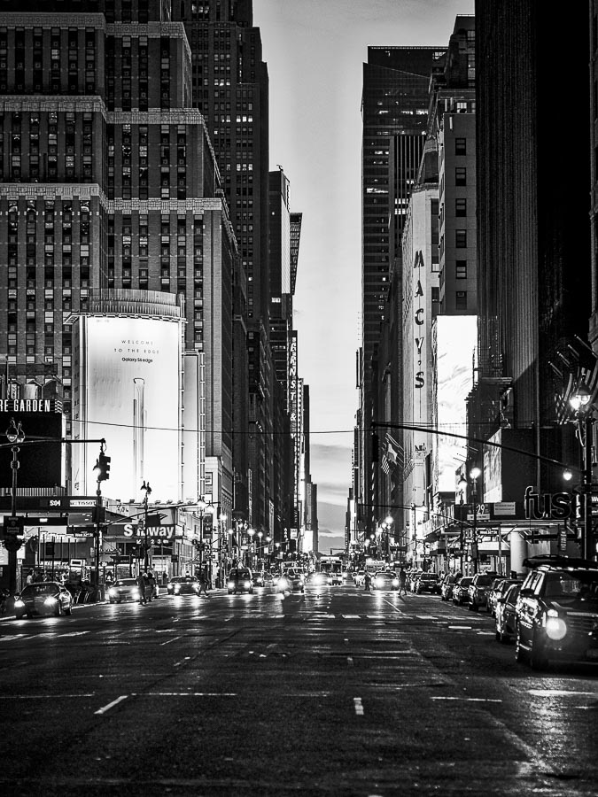 #36 The streets of New York City