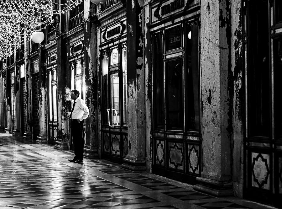 #36 The streets of Venice