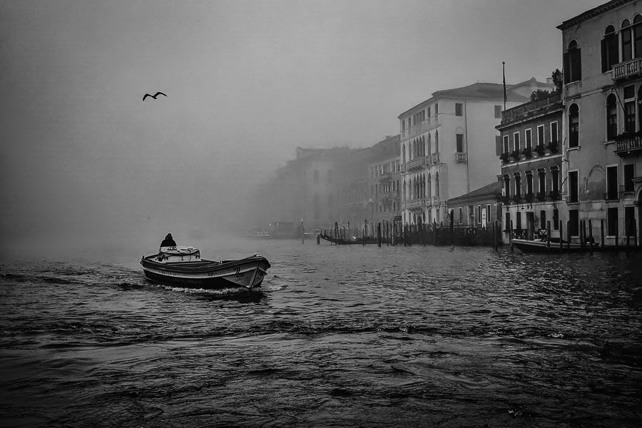 #38 The streets of Venice