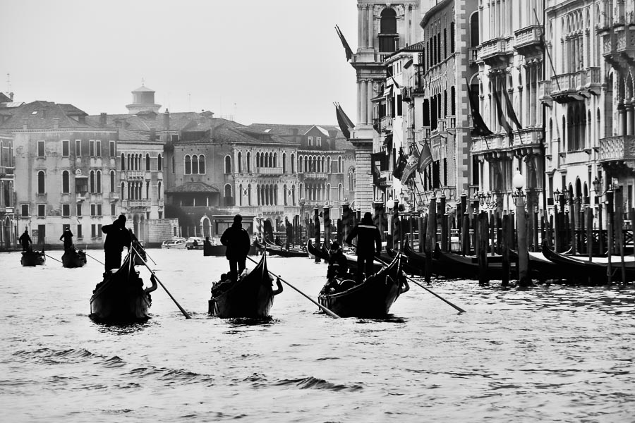 #43 The streets of Venice