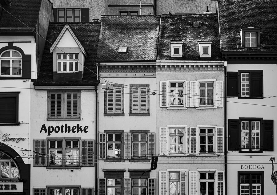 #46 The streets of Basel