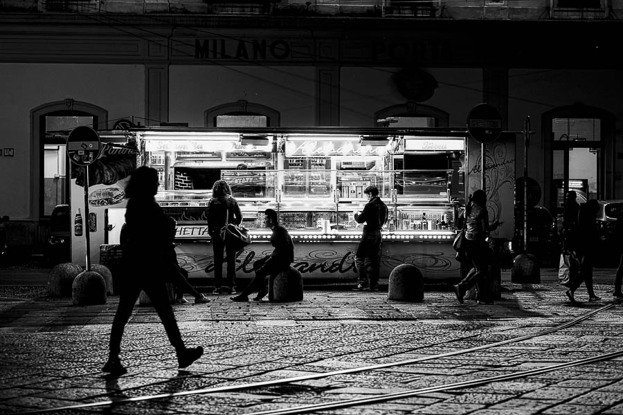 #46 The streets of Milan