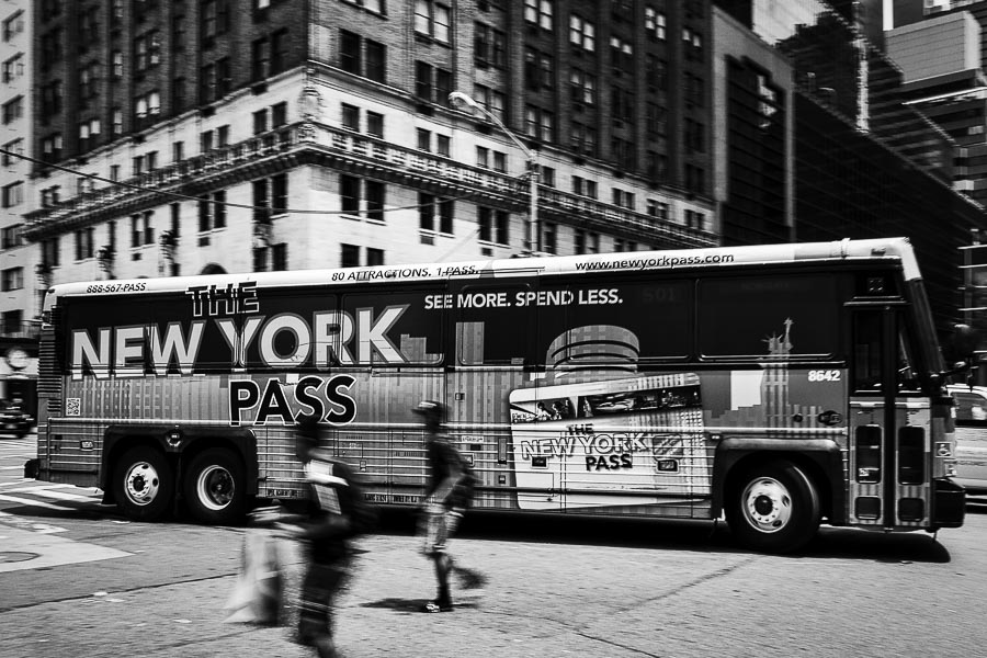#50 The streets of New York City