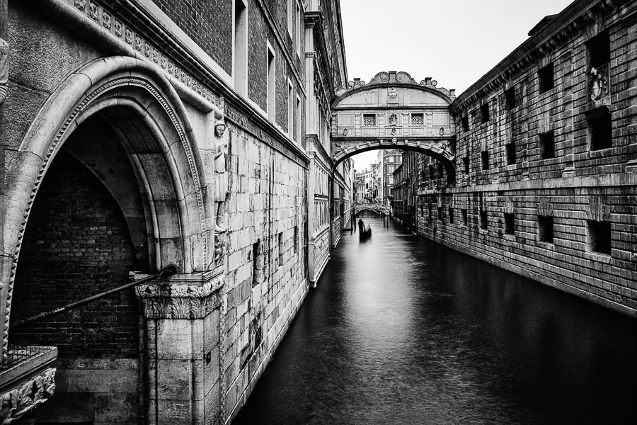 #52 The streets of Venice