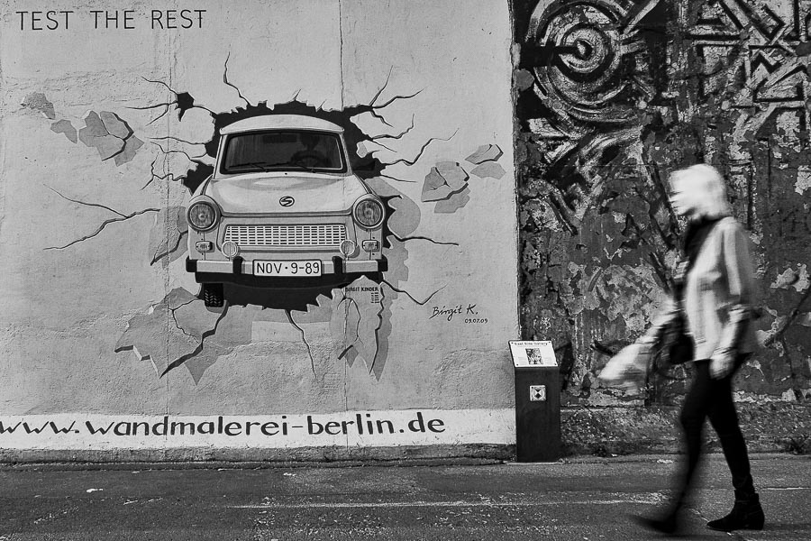 #53 The streets of Berlin