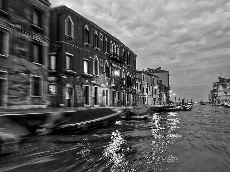 #54 The streets of Venice