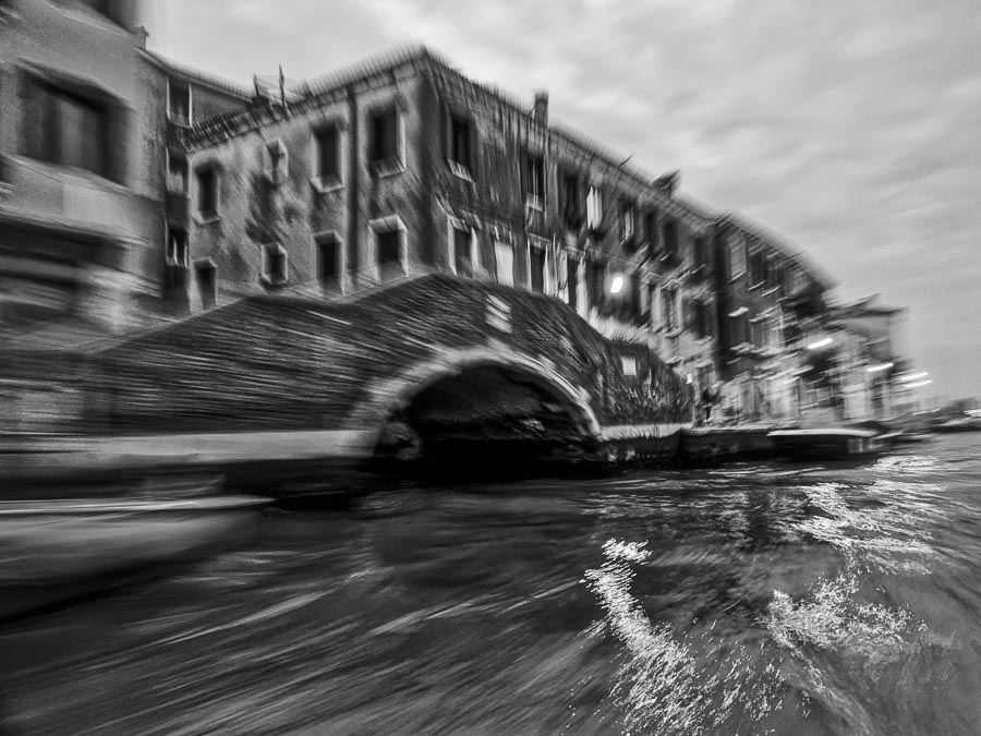 #55 The streets of Venice