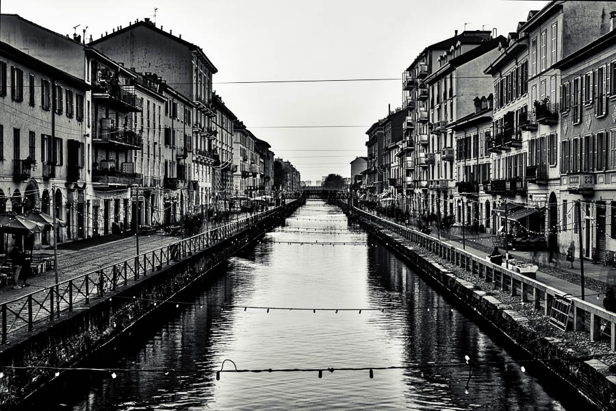 #61 The streets of Milan