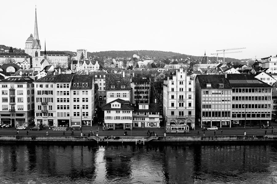 #66 The streets of Zurich