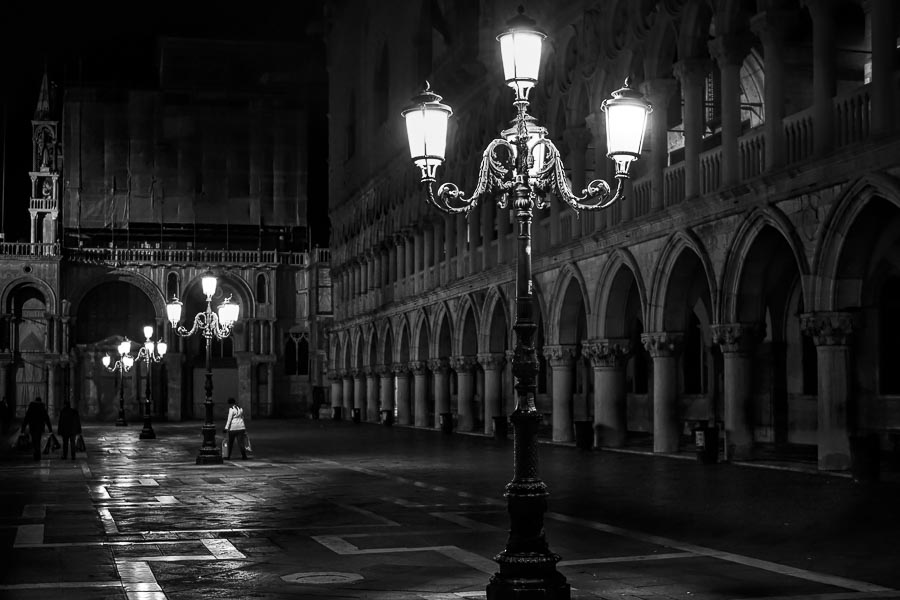#7 The streets of Venice