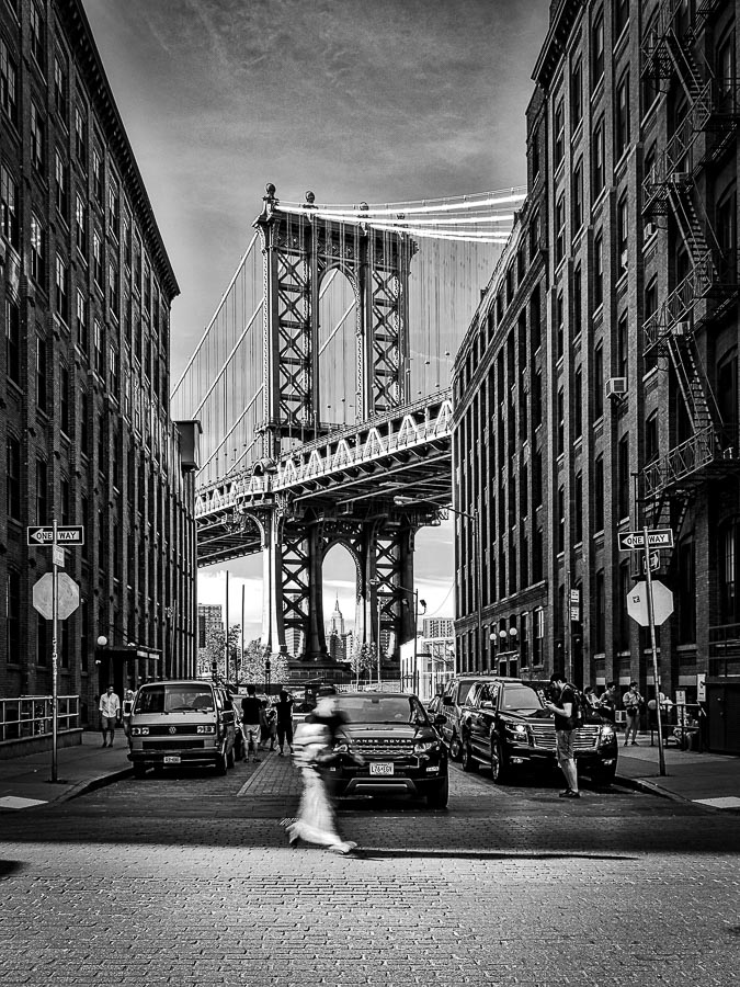 #8 The streets of New York City