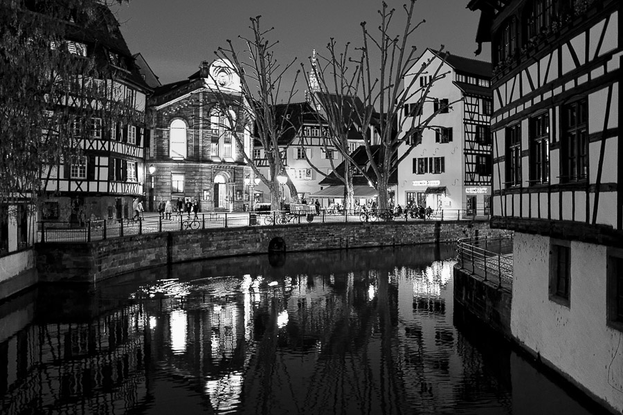#25 The streets of Strasbourg