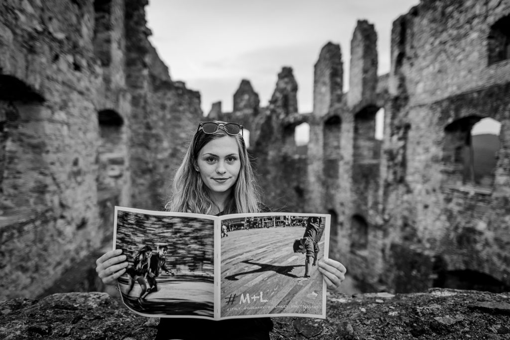 SIGMA 24mm 1.4 ART lens Portrait - #The girl of the Castle-6